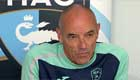 Coupe de la Ligue: Avant Clermont - HAC, interview de Paul Le Guen