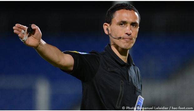 M. Ben El Hadj au sifflet pour Ajaccio - Bordeaux